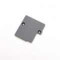 STRC CNC Machined Electronics Plate for Slash 4x4 (Gun Metal)