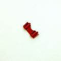 STRC CNC Machined Aluminum Front Shock Towers for Traxxas mini Slash/E-revo (Red)