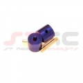 Wheely King/Axial Scorpion Crawler Diff Lockers (1 pair) blue