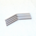 Custom Crawler Parts 30 deg. Middle bend Ver. II threaded suspension links (Silver)