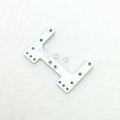 CNC Machined Precision Alum. Rear Brace for SC10/T4/B4 (Silver)
