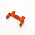 CNC Machined Alum. Rear Camber Link Plate for HPI Blitz, (Orange)