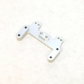 CNC Machined Alum. Rear Camber Link Plate for HPI Blitz, (Silver)