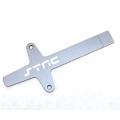 CNC Machined Aluminum Battery Strap for Blitz, E-Firestorm (Gun Metal)