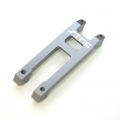 STRC CNC Machined Aluminum Front Chassis H Brace (Gun Metal)