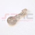 CNC Machined Aluminum Single Steering Servo Saver Arm (Silver)