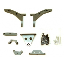 STRC Slash 4x4 1/8th E-buggy Conversion kit (Gun Metal)