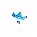 STRC CNC Machined Aluminum HD Motor Mount for Slash 4x4 (blue)