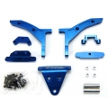 STRC Slash 4x4 1/8th E-buggy Conversion kit (Blue)