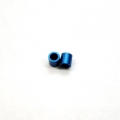 CNC Machined Alum. Front Gear box/Top Deck spacers (1 pair) Blue for STRC Slash 4x4 LCG