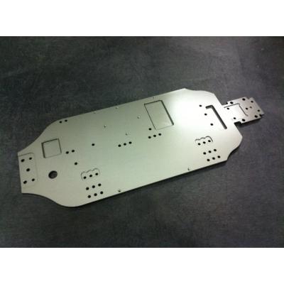 STRC Slash 4x4 LCG Conversion Kit replacement 4mm chassis