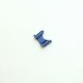 STRC CNC Machined Aluminum Rear Shock Towers for Traxxas mini Slash/E-revo (Blue)