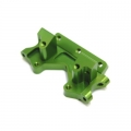 Stampede/Rustler/Bandit/Slash Aluminum Front Bulkhead (Green)