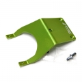 Stampede Aluminum Front Skid Plate (Green)