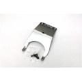 Stampede Aluminum Front Skid Plate (Gun Metal)