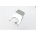 STRC Stampede Aluminum Front Skid Plate (Silver)