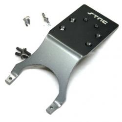 Stampede/Slash Aluminum Rear Skid Plate (Gun Metal)