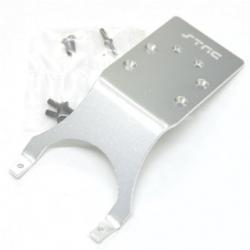 Stampede/Slash Aluminum Rear Skid Plate (Silver)