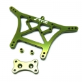 Stampede/Rustler/Slash 6mm HD Rear Shock Tower (Green)
