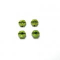 Stampede/Rustler/Bandit/Slash 12mm Lock-pin Style Alum. Wheel Hex (Green)