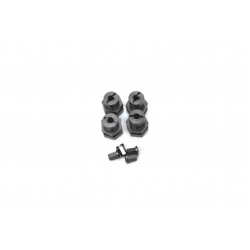 STRC Performance 17mm Hex Conversion Kit for Slash, Stampede, Rustler and Bandit (GM)