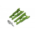 STRC Aluminum Rear A-arm set for Traxxas Stampede/Rustler (1 pair) Green