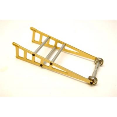 STRC CNC Machined Aluminum Wheelie bar kit for Slash 2WD/Rustler