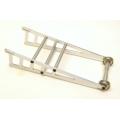 STRC CNC Machined Aluminum Wheelie bar kit for Slash 2WD/Rustler/Bandit (Silver)