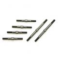 STRC Concepts CNC Machined Pro-Light AL7075-T6 Aluminum Turnbuckle Kit for Slash 2WD (GM)