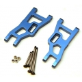 STRC Aluminum Front A-arm set for Traxxas Slash/Stampede/Rustler (1 pair) Blue