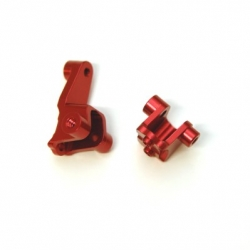 CNC Machined Alum. Front Lower Shock Mount (1 pair) for Traxxas TRX-4 (R)