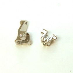 CNC Machined Alum. Front Lower Shock Mount (1 pair) for Traxxas TRX-4 (S)