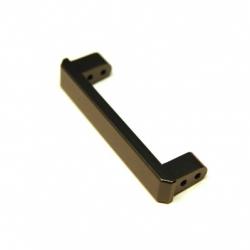 CNC Machined Alum. Heavy Duty Rear Bumper Eliminator Brace, TRX-4 (GM)