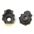 CNC Machined Alum. Portal Drive Outer Housing (1 pair) front or rear for Traxxas TRX-4 (BK)