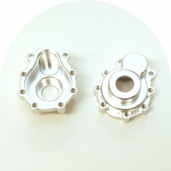 CNC Machined Alum. Portal Drive Outer Housing (1 pair) front or rear for Traxxas TRX-4 (S)