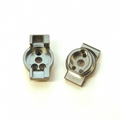 CNC Machined Alum. Rear Axle Portal Drive Mount (1 pair) for Traxxas TRX-4 (GM)
