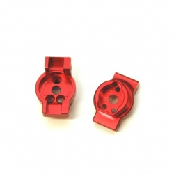 CNC Machined Alum. Rear Axle Portal Drive Mount (1 pair) for Traxxas TRX-4 (R)