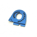CNC Machined Alum. Motor Mount for Traxxas TRX-4 (Blue)