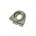 CNC Machined Alum. Motor Mount for Traxxas TRX-4 (GM)