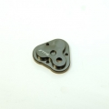 CNC Machined Aluminum Center Gearbox Housing Cover for TRX-4 (GM)