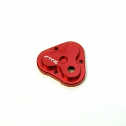 CNC Machined Aluminum Center Gearbox Housing Cover for TRX-4 (Red)