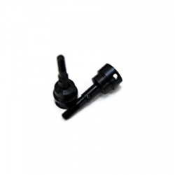 STRC Replacement Heat Treated Carbon Steel Axles (1 pair) for STA30464