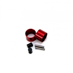 STRC Replacement Joints, pins and aluminum sleeves for STA30780 (Red)