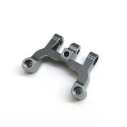 CNC Machined Alum. Front Upper Link Mount (Gun Metal)