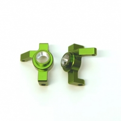 CNC Machined Aluminum Ver.2 HD Steering Knuckle (1 pair) for RR10 Bomber, Wraith, SMT10 (G)