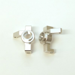 CNC Machined Aluminum Ver.2 HD Steering Knuckle (1 pair) for RR10 Bomber, Wraith, SMT10 (S)