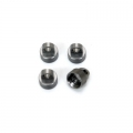 CNC Machined Alum. Shock Caps for Axial Wraith (4 pcs) GM