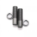 CNC Machined Shock Bodies & Spring Collars (w/o-ring) for Axial Wraith (1 pair) GM