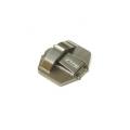 CNC Machined Aluminum Ver. 3 Diff Cover Axial Wraith, Yeti, RR10 Bomber, SMT10 (Gun Metal)