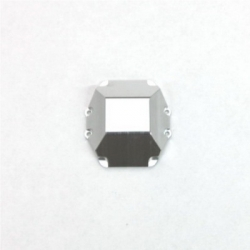 STRC Ver. 2 CNC Machined Alum. HD Diff Cover for Axial Wraith (Silver)